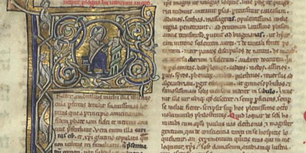 Biblioteca Nacional recebe exposição sobre a Bíblia medieval em diálogo com pintura contemporânea de Ilda David