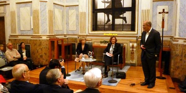 Maria de Belém: «Sou profundamente cristã»
