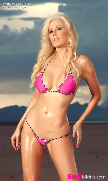 PASSION Sexy Animal Print Bikini 701  TL  6200