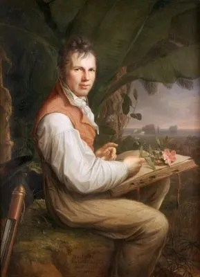 Humboldt's Vision of Nature