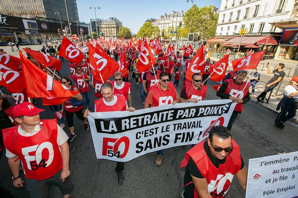 Grève à partir du 5 décembre: tous les outils (déclarations, délais, appels à la grève, rassemblement dans l'Aisne, caisse de grève…)