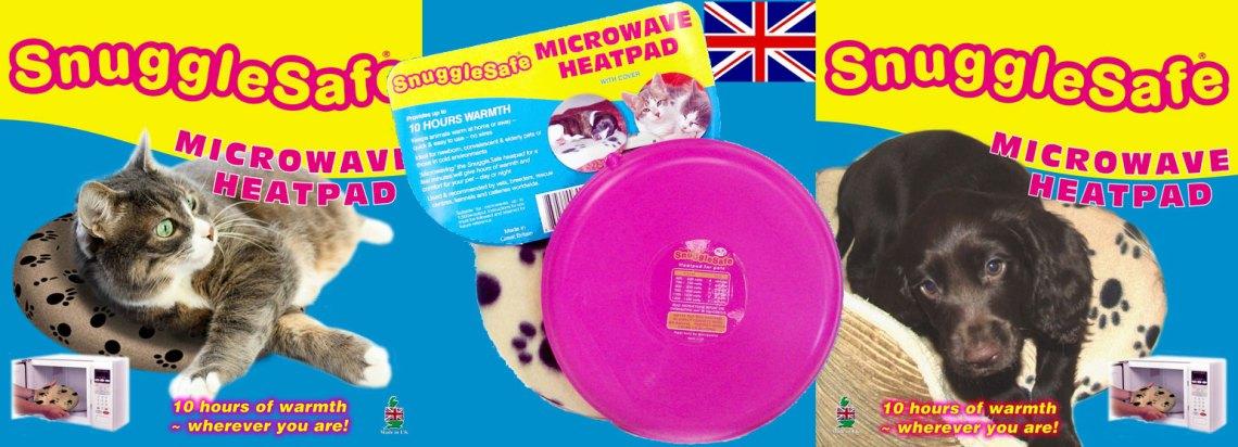 Pet heatpads SnuggleSafe