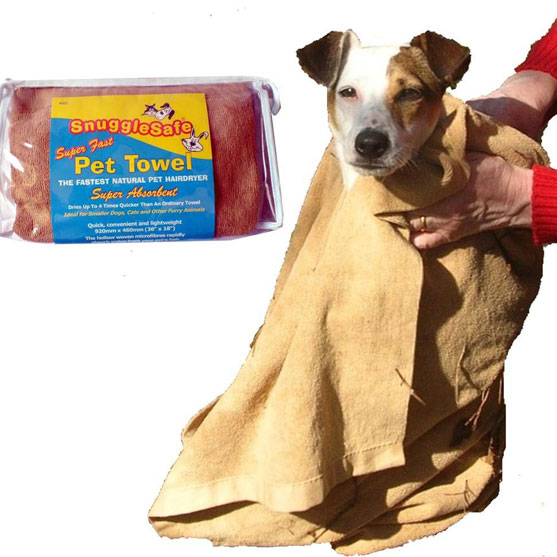 Microfibre Pet Towel