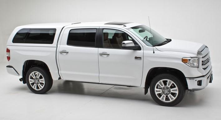 Toyota Truck Caps And Tonneau Covers Snugtop