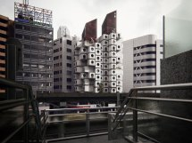 Nakagin Capsule Tower Kisho Kurokawa Snupdesign