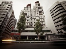 Nakagin Capsule Tower Kisho Kurokawa Snupdesign