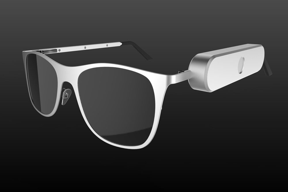 Smart Glasses for Blind People – SnupDesign