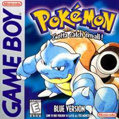 Pokémon Blue - GB/GBC