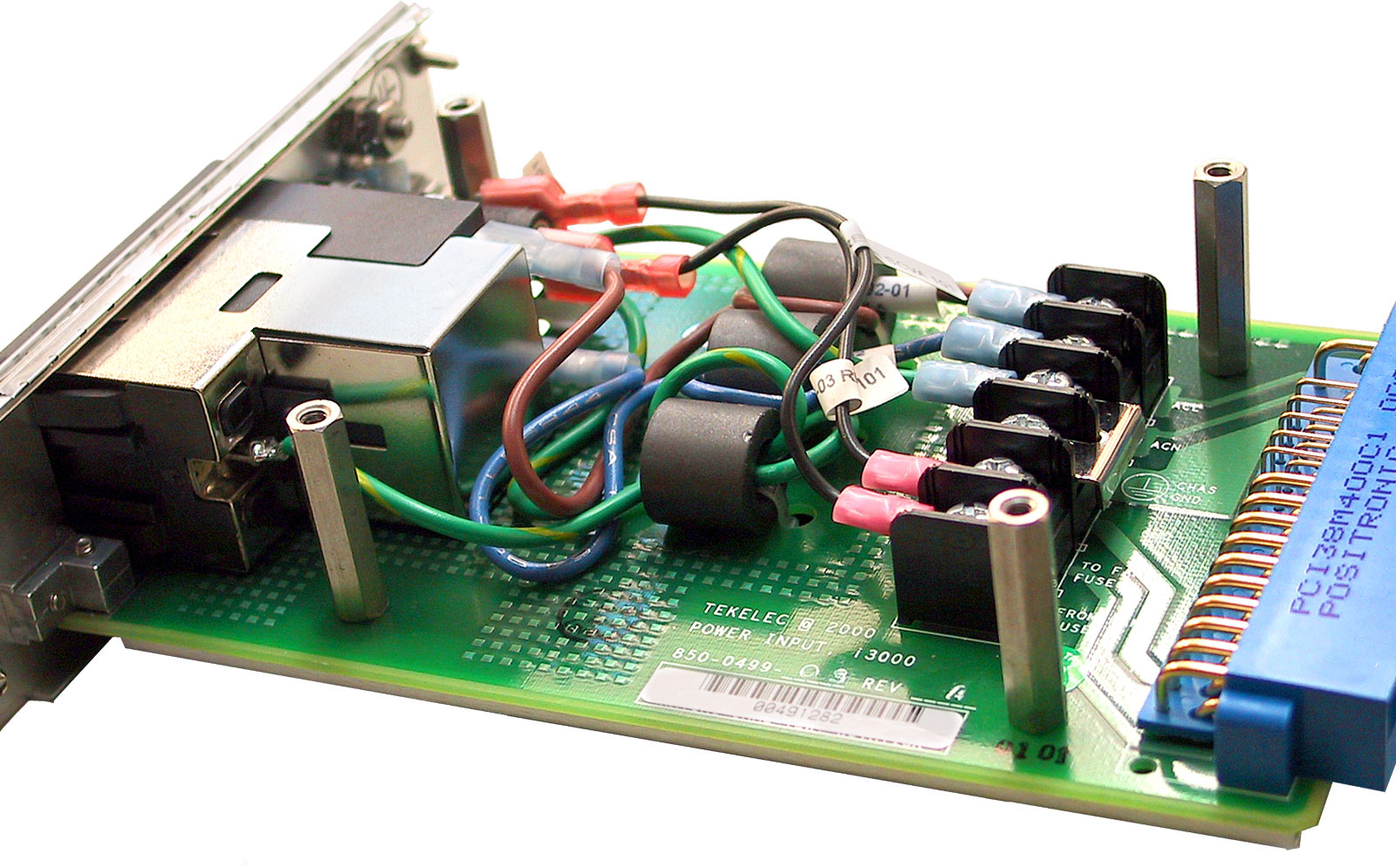 electromechanical box assemblies so