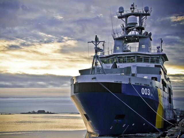 Maritime Surveillance  Sovereign Global