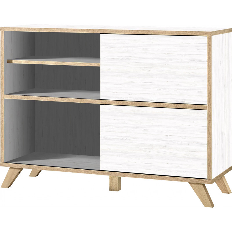 meuble rangement scandinave venus et