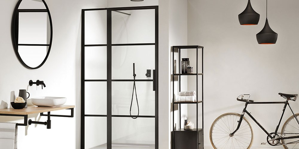 Black is Back | Soak In Style | Soho Wetroom