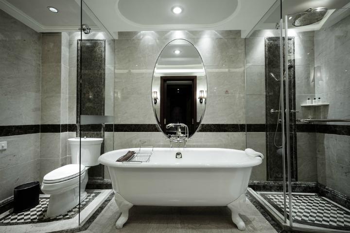 Design Ideas For Bathrooms With No Windows Soakology