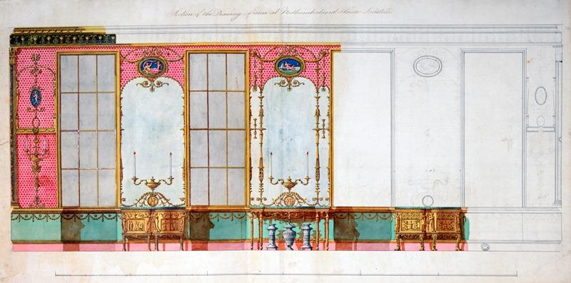 Robert Adams London  Sir John Soanes Museum