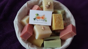Handmade Vegan Soaps