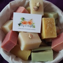 Handmade All Natural Vegan Soap Made in Devon