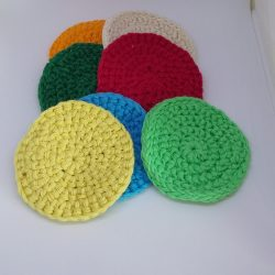 Cotton make up pad removers