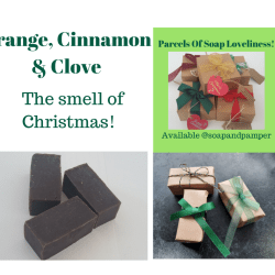 Christmas Handmade Soap