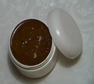 soap making school mocha bubble body sugar