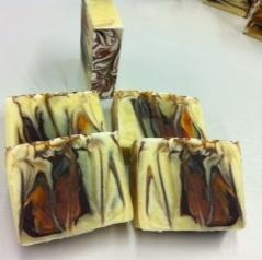 Soap Making and Wabi Sabi