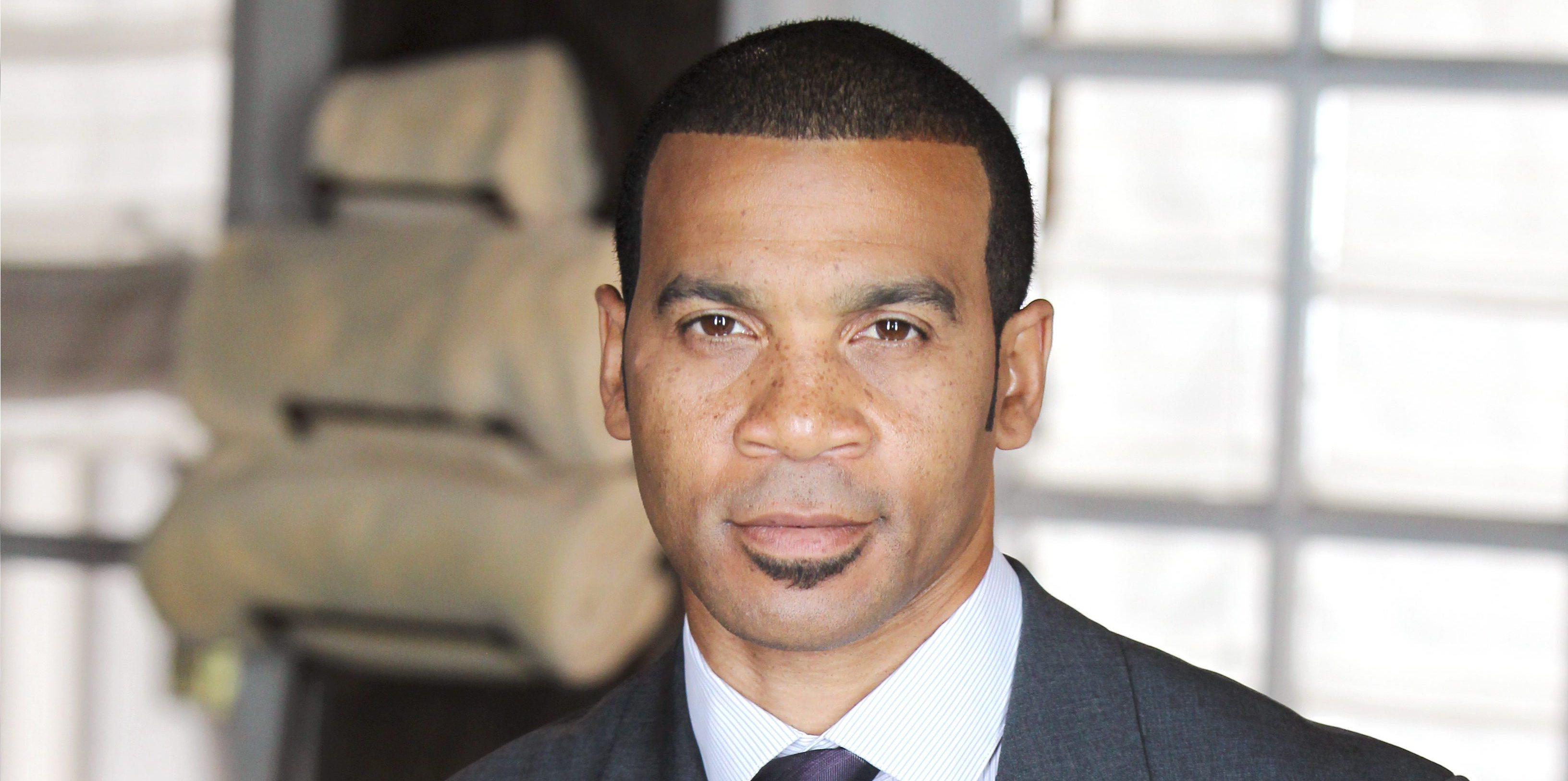 Aaron D Spears