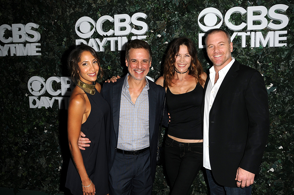 CBS Daytime #1 for 30 Years Launch Party