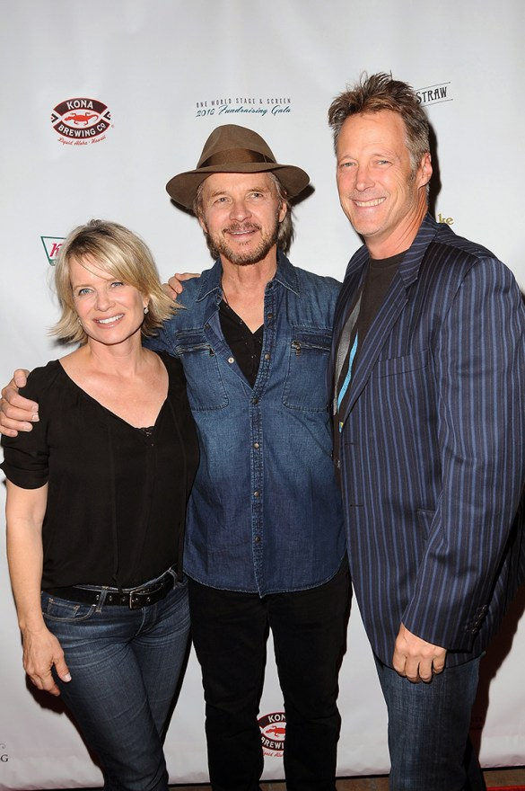 Mary Beth Evans and Stephen Nichols Perform a Staged Reading of ANNAPURNA
