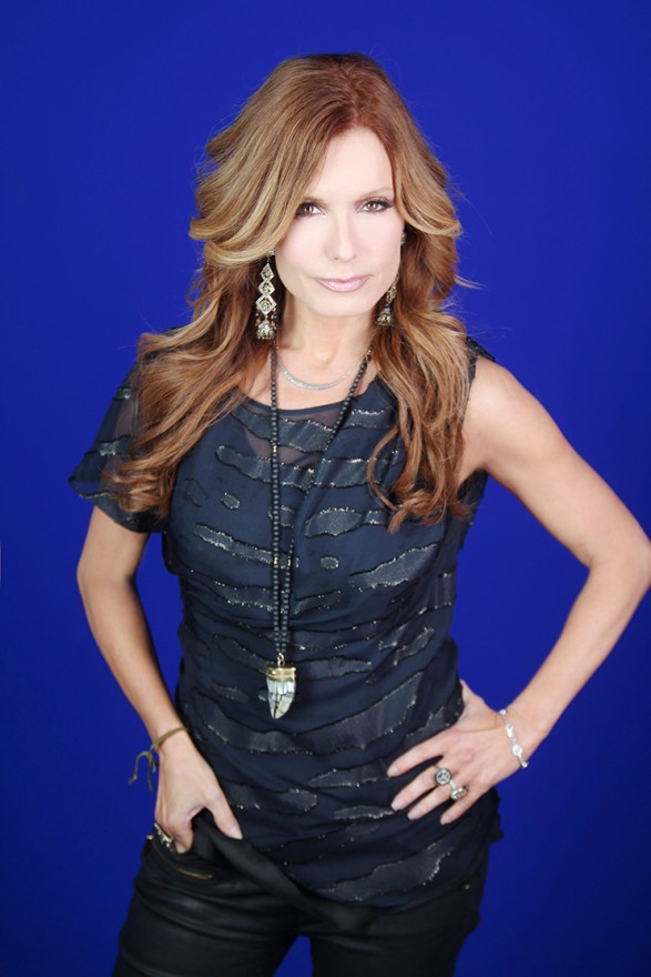 Tracey Bregman, Marco Dapper, Christian LeBlanc Photo Shoot