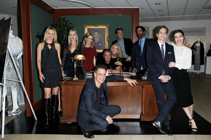 CBS Daytime Celebrates 30 Years at #1 With The Young and the Restless