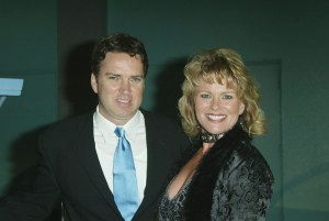 Judi Evans, husband Michael Luciano Day's of our Lives 40th Anniversary Party-Inside Palladium, Hollywood 11/11/05 ©Paul Skipper/jpistudios.com 310-657-9661