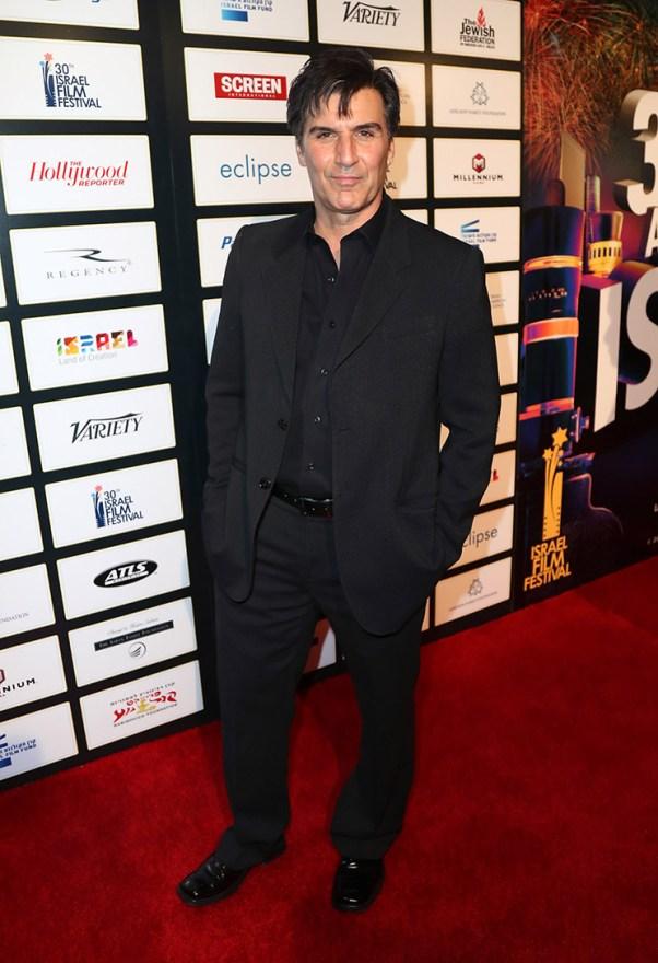 30th Israel Film Festival Anniversary Gala Awards Dinner-Arrivals