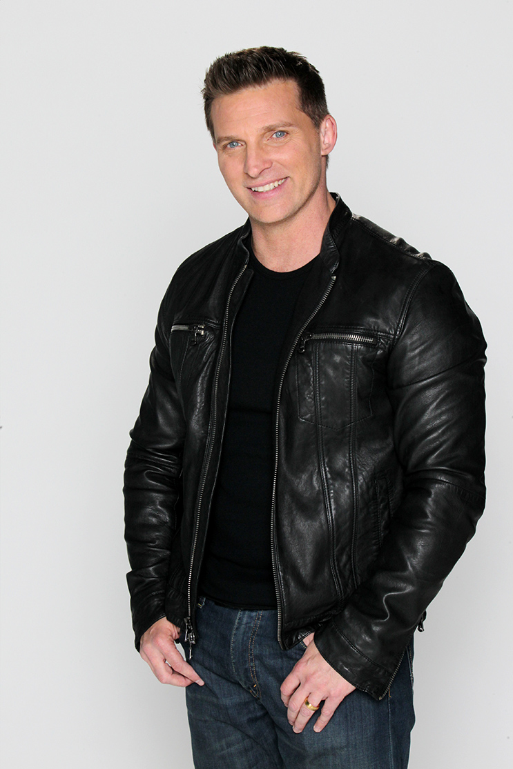 Y R U Black Qozmo Aiire Glitter Sneaker: ICYMI Steve Burton Opens Up About His Departure From Y&R