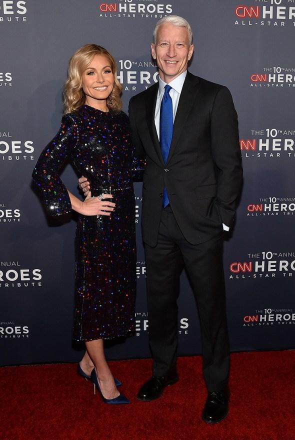 CNN Heroes 2016 - Red Carpet Arrivals