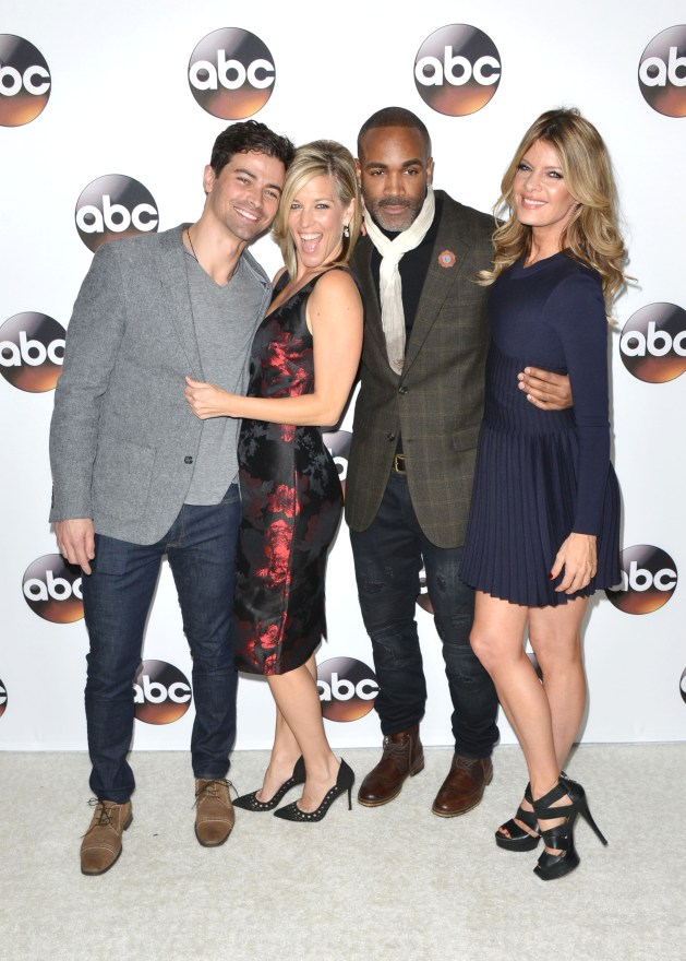 Disney ABC Television Group TCA WinterPressTour