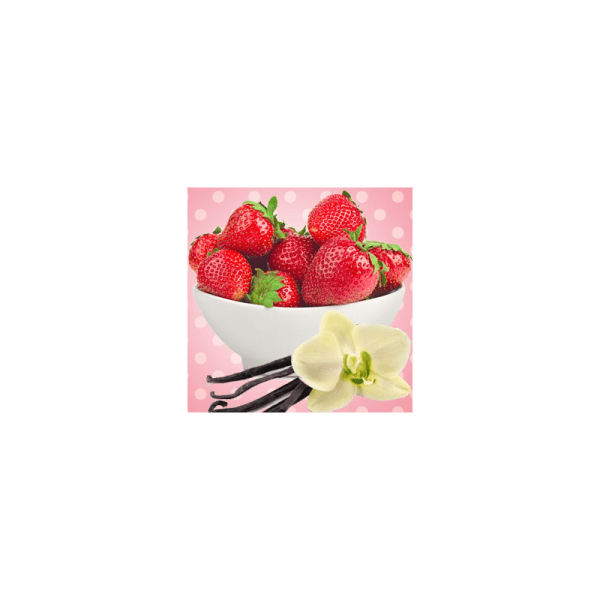 Strawberry Fragrance Oil ( Size A - 1/4 ounce)