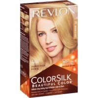 Revlon Colorsilk Beautiful Color Permanent Hair Color, 3D ...