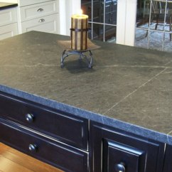 Soapstone Kitchen Small Round Table Sets Countertops Sinks Great Mountain Ontario