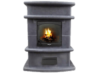 Soapstone Masonry Heaters and Fireplaces