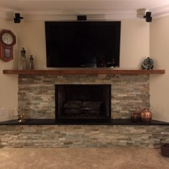 Different Kinds Of Kitchen Countertops White Trash Can Soapstone Fireplace Hearths