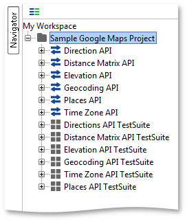 Google Maps API Sample Project | Getting started