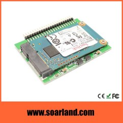 5 Pin Pci Express Adapter 2008 Ford F150 Trailer Wiring Diagram Slsa7001 Msata To 2.5 Inch Ide
