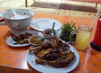Kuliner Jogja, Ayam Goreng Mbah Cemplung