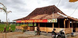 Kuliner Tradisional Ingkung Pak Budi, Roso Hotel Rego Ndeso