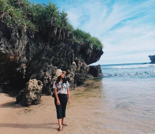 Pantai Krakal Gunung Kidul Handayani Yang Akan Membuat Liburan Ceria