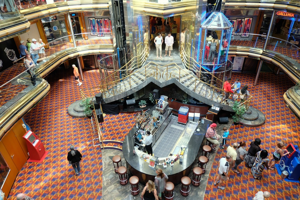 Activities on the Carnival Ecstasy  Something for All
