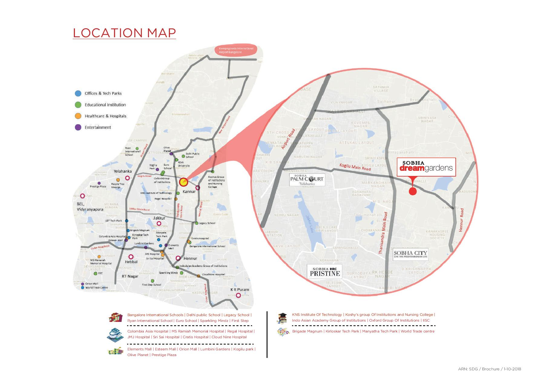 hight resolution of located in bangalore s next residential hub with easy access to all major facilities