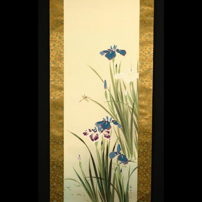 小林立堂 菖蒲/Kobayashi Ritsudo Iris