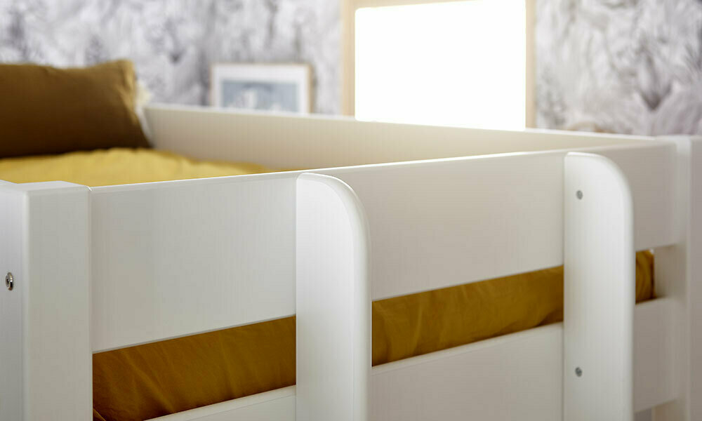 pack lit superpose alto avec sommier gigogne 3 matelas