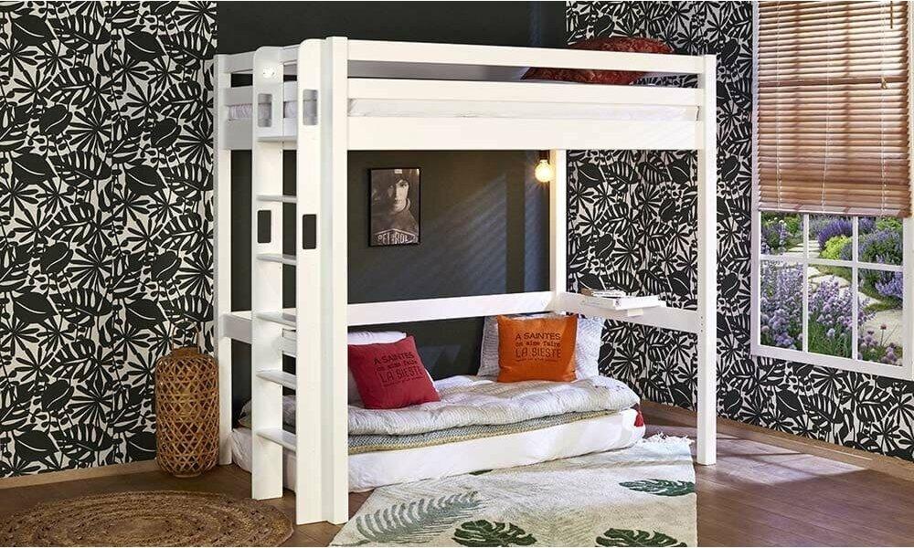 lit mezzanine 2 places abel