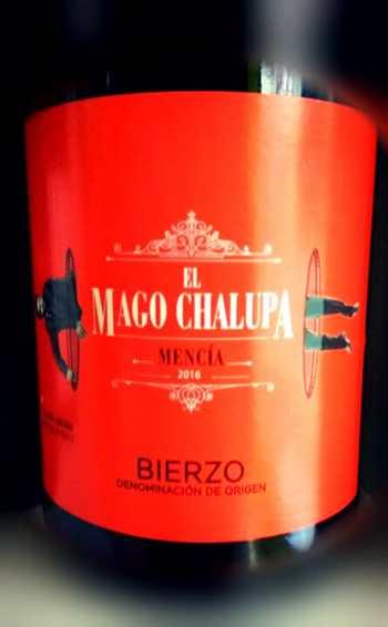 El Mago Chalupa 2016